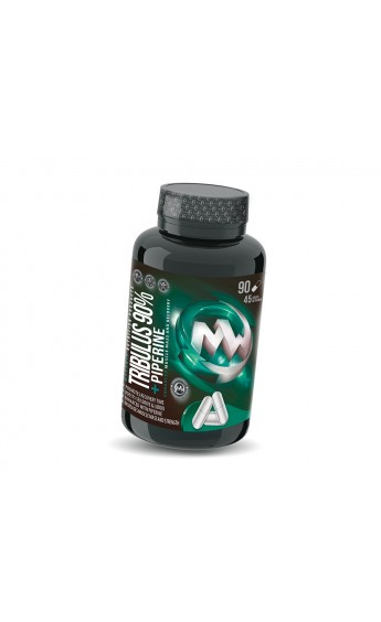 Tribulus 90% + Piperine - 90 kapslí