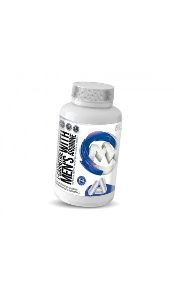 Men´s Carnitine with Arginine - 60cps