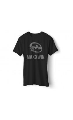 Pánské triko s logem MAXXWIN