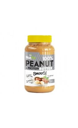 NutVit 100% PEANUT + PROTEIN BUTTER, 500g