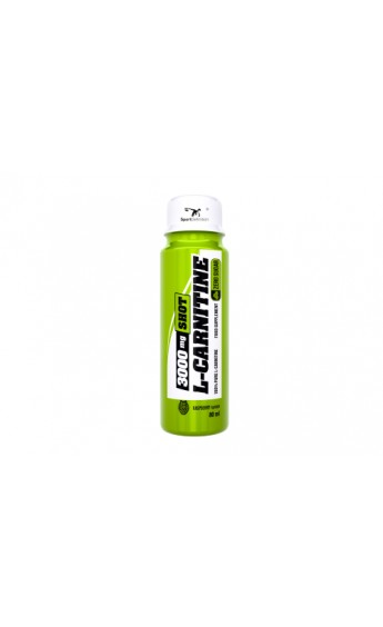 L-Carnitine 3000 SHOT 80ml